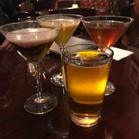 Photo taken at Clifton Martini & Wine Bar by Alex C. on 10/31/2016