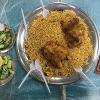 Photo taken at مطعم الروضة by Fer J. on 12/12/2016