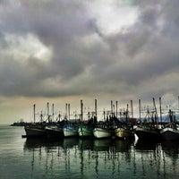 Photo taken at Autoridad Portuaria Esmeraldas by Christian E. on 1/5/2013