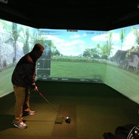 Photo taken at Tee It Up Golf Center by Mike S. on 12/30/2012