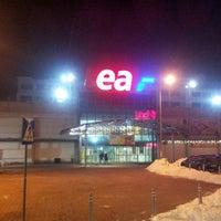 Photo taken at Auchan by Grzegorz K. on 12/20/2012