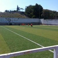 Photo taken at Ciudad Deportiva Alicante F.c. by Fran H. on 5/25/2013