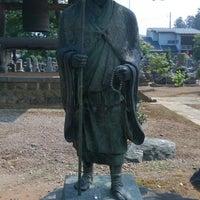 Photo taken at 浄興寺 by 正樹 内. on 8/12/2013