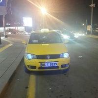 Photo taken at saray merkez taxi by Selçuk E. on 12/9/2015
