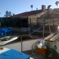 Photo taken at Woody's Wharf by Andy T. on 9/20/2014