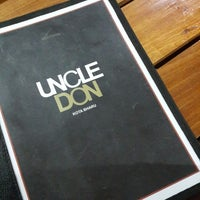 Photo taken at Uncle Don by Nur B. on 5/4/2015