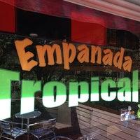 Photo taken at Empanada Tropical by Santtu S. on 9/17/2014