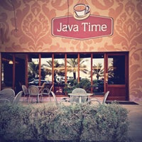 Photo taken at Java Time by Aziz A. on 11/10/2012