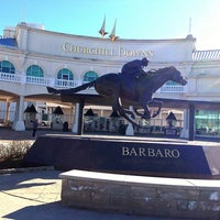Photo taken at Churchill Downs by Jamie B. on 1/20/2013