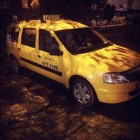 Photo taken at altınkum taksi by Ismail T. on 12/8/2014