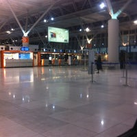 Photo taken at Terminal A by Gunars F. on 10/25/2012