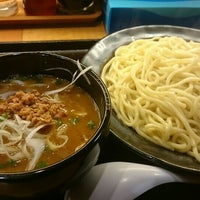 Photo taken at つけ麺道 癒庵 by Kanegonsbar on 1/4/2016