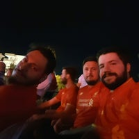 Photo taken at Anfield Bar by Olcayto S. on 9/16/2016