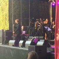 Photo taken at Brilschanspark by Johan Sebastiaan S. on 8/28/2016