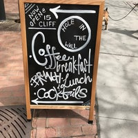Photo taken at Hole In The Wall Coffee by Michael B. on 4/29/2017