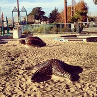Photo taken at Moscone Playground by River M. on 11/8/2013