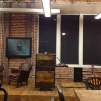 Photo taken at GitHub HQ 2.0 by Petros A. on 1/26/2013
