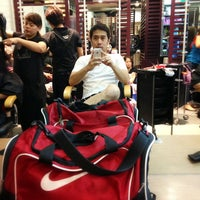 Photo taken at Bench FIX Salon by Horhe L. on 6/16/2013