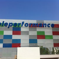 Photo taken at Teleperformance by Inmaculada B. on 7/5/2013