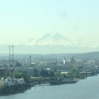 Photo taken at West Seattle / Jeanette Williams Memorial Bridge by Rob on 4/25/2013