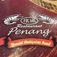 Photo taken at Penang Restaurant by Weiwei J. on 7/6/2017