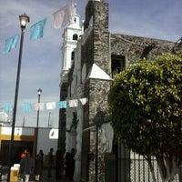 Photo taken at Parroquia de Nuestra Señora Aparecida del Brasil by Pamela B. on 12/8/2012