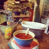 Photo taken at Marthy's Kitchen by Kristina on 10/19/2013