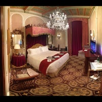 Photo taken at The St. Regis Florence by Teymur M. on 9/15/2012