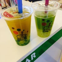 Photo taken at Tea One - Bubble Tea by Šimon L. on 12/16/2014