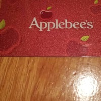 Photo taken at Applebee's Grill + Bar by L34p F. on 11/27/2013