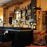 Photo taken at Café Amaryllis by Sander Z. on 4/7/2014