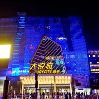 Photo taken at 大悦城 Joy City by Nick M. on 10/26/2012