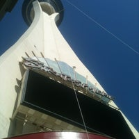 Photo taken at SkyJump by James S. on 9/17/2012