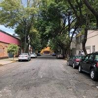 9/15/2018 tarihinde Andrew W.ziyaretçi tarafından Coyoacán'de çekilen fotoğraf