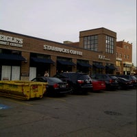 Photo taken at Starbucks by Andrew W. on 10/1/2012