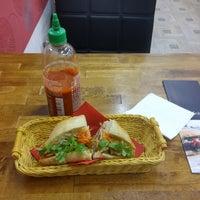 Photo taken at Mr. Bánh Mì by Tomas Z. on 11/15/2014