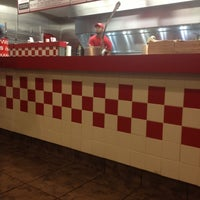 Photo taken at Five Guys by NupeKidd .. on 12/15/2012