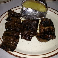 Photo taken at Gaucho's Steak House by Beto H. on 1/28/2013