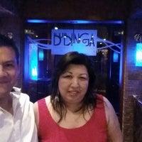 Photo taken at Bubinga Lounge by Dolly K. on 6/1/2014