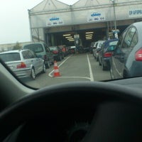 Photo taken at Autokeuring Asse by Vintsent B. on 10/25/2012