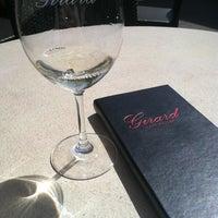 Photo taken at Girard Winery Tasting Room by Rachel P. on 4/13/2013