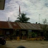 Photo taken at SD Negeri 1 Karang Baru by husnul y. on 4/17/2013