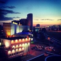 Снимок сделан в Гостиничный комплекс «Юбилейный» / Hotel Yubileiny пользователем ндрей . 5/18/2013
