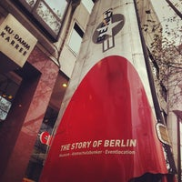 Photo taken at The Story of Berlin by ндрей . on 11/6/2013