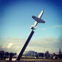 Снимок сделан в Международный аэропорт Кольцово (SVX) пользователем ндрей . 6/8/2013