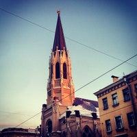 Снимок сделан в Лютеранская церковь Святого Михаила пользователем ндрей . 12/19/2012