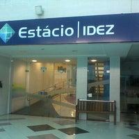 Photo taken at Estácio iDez by Leandro C. on 3/2/2013