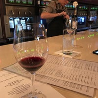 Photo taken at Vinted Wine Bar & Kitchen by Lea L. on 12/31/2017