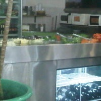 Photo taken at Solera Pizza Restaurante Café by Pablo P. on 1/30/2013