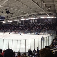 Photo taken at Whittemore Center Arena by Ross M. on 1/13/2013